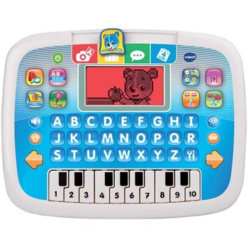 Vtech - Tablette Ptit genius ourson bleu - 2+ - 1860898