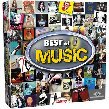 Lansay - Best of Music - multicolore - 1874197