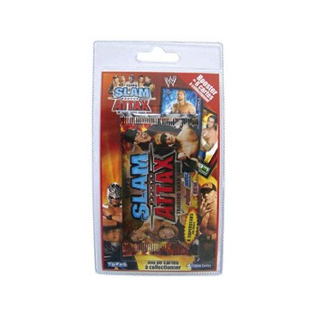 FRANCE CARTES - Booster WWE - multicolore - 1859720