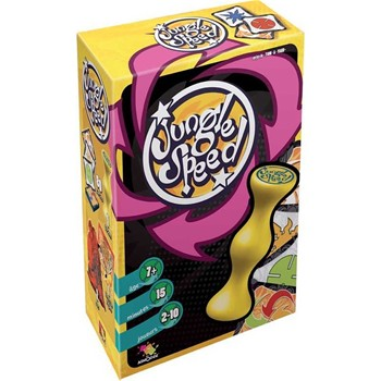 Asmodee Editions - Jungle Speed - multicolore - 1859796