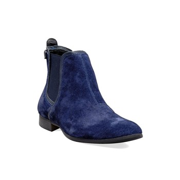 Boots, Bottines - bleu