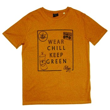 Chillgreen - T-shirt - bronze - 1874875