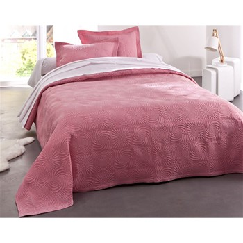 Becquet - Plaid  400 g/m² - rose