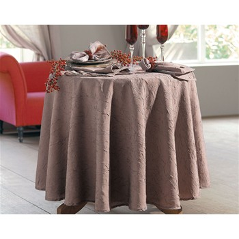 Becquet - Lot de 3 serviettes de table - marron - 1877750