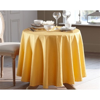 Becquet - Lot de 3 serviettes de table - orange - 1877781