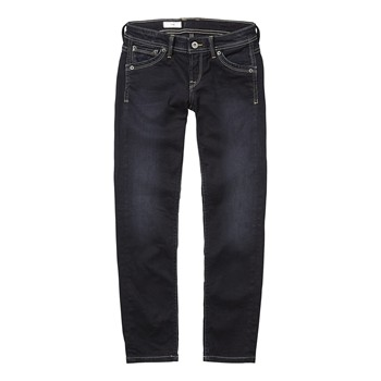 Cashed - Jean slim - denim bleu