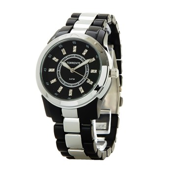 Torrente - In Touch - Reloj de metal - negro