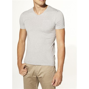 VEBASIC - T-shirt manches courtes - gris chine