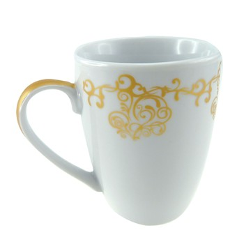 Arabesque - Taza - blanco