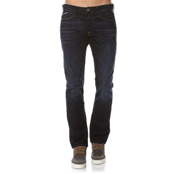 Replay - Waitom - Jean recto - denim azul