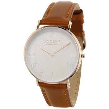 IX5690R-04 - Montre en cuir - marron
