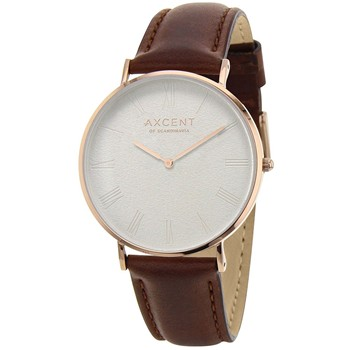 IX5690R-06 - Montre en cuir - marron