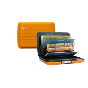 Ögon designs - Stockholm - Porte-cartes - orange - 1893790
