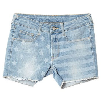 Dallas - Short in jeans - blu slavato