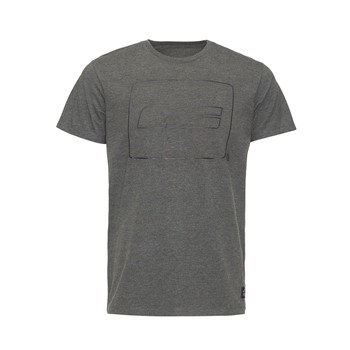 Jack & Jones - Logo - T-shirt - gris - 1888491