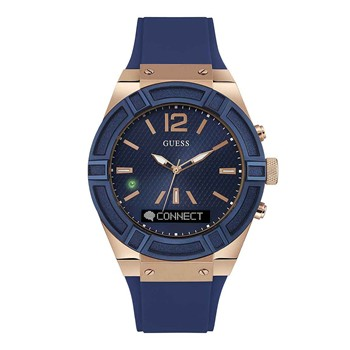 Guess connectée - Montre casual - bleu