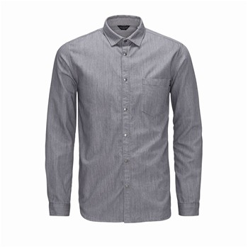 Jack & Jones - Camisa de manga larga - gris