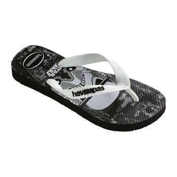 Havaianas - KIDS STAR WARS - Tongs - noir - 1833385