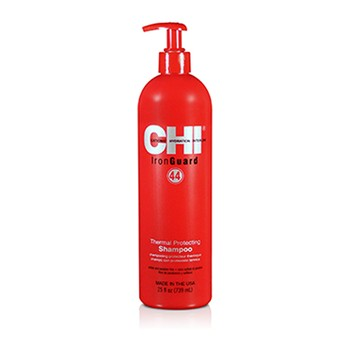 CHI - 44 Iron Guard - Shampoing protecteur thermique - 739 ml