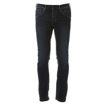 Pepe Jeans London - Track - Jean droit - denim bleu - 1900190