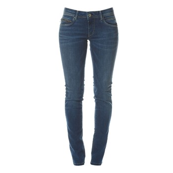 Pepe Jeans London - New Brooke - Jean slim - denim bleu - 1900214
