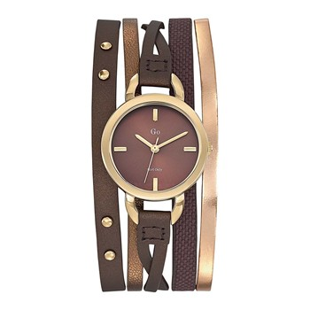 Go Girl Only - Montre en cuir