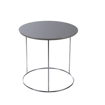 Madura - Luna - Table de chevet Luna - gris
