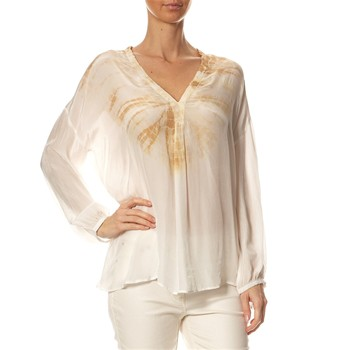 Blouse, Tunique, Chemisier - sable