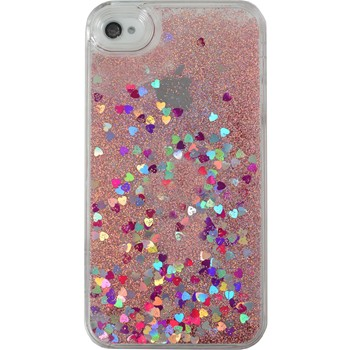 The Kase - Coque pour iPhone 4 et 4S - rose - 1938082