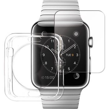 The Kase - Clarity - Coque pour Apple watch - transparent - 1938175