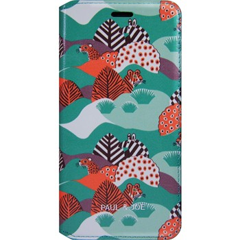The Kase - Paul & Joé Jungle - Coque clapet pour iPhone 6 Plus et 6S Plus - multicolore - 1938195