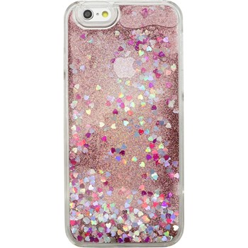 The Kase - Bling bling - Coque pour iPhone 6 et 6S - rose
