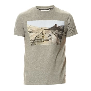 Jack & Jones - Trooper - T-shirt - gris clair - 1793114