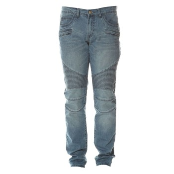 Best Mountain - Jean slim - denim bleu - 1879345