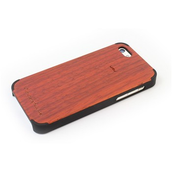 Woodstache - Marcus - Coque pour iPhone 5C - rouille - 1940531