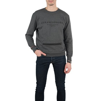 Fil Mood - Sweat-shirt - gris foncé - 1940889