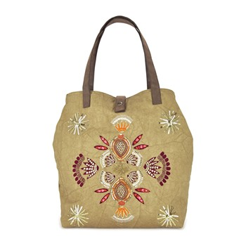 Hanya - Shopping bag - giallo