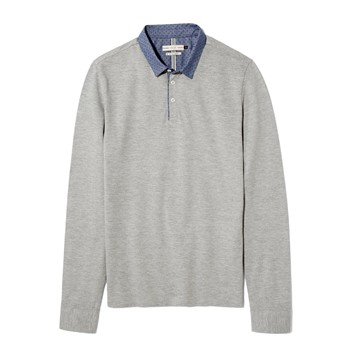 Celio - DETED - Polo - gris chine - 1935017