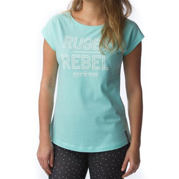 Rebelle - T-shirt - turquoise
