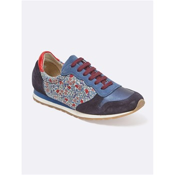 Cyrillus - Baskets en cuir - multicolore - 1957185