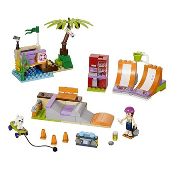 LEGO - Friends - Skatepark - multicolore - 1960210