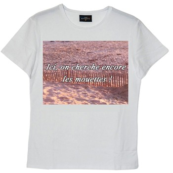 Frenchcool - T-shirt - blanc - 1961221