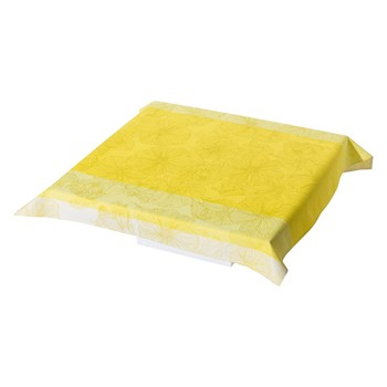 LJF By - So bloom - Nappe enduite - jaune