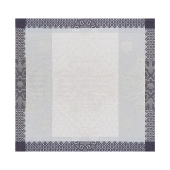 Séville - Serviette de table - gris