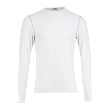 Thermik - T-shirt manches longues - blanc
