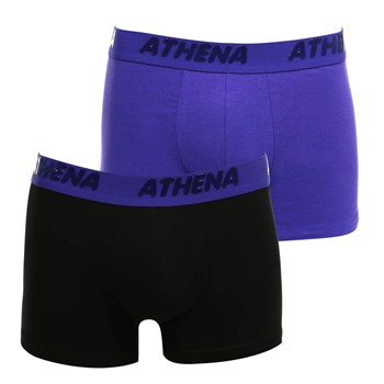Athena - Fluo Mix - Lot de 2 boxers - bicolore - 1968237
