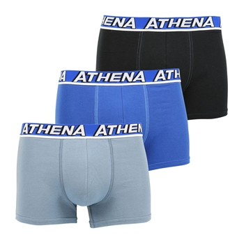 Athena - Free Motion - Lot de 3 boxers - tricolore - 1967911
