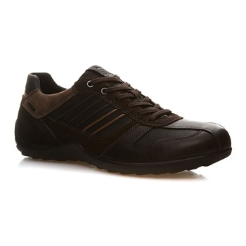 Geox - Pavel - Baskets en cuir - noir - 1901496