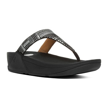FitFlop - Aztec chada - Tongs - noir - 1962854