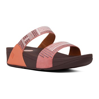 FitFlop - Aztec chada - Sandales - rose - 1962855